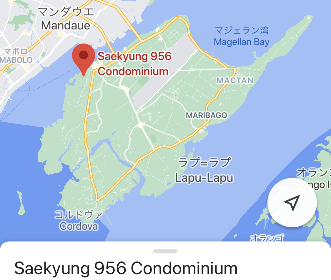 Saekyung 956 G-MAP