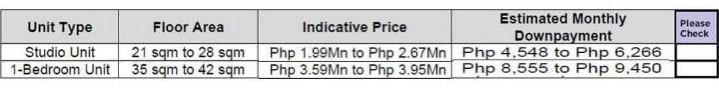 Mandtraの価格表