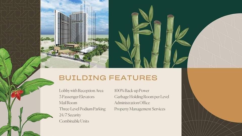 🏢建物の特徴🏢